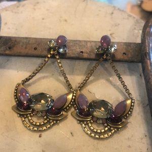 New K & R Earrings